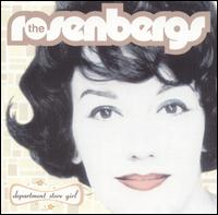 Rosenbergs -- Department Store Girl cover.jpg