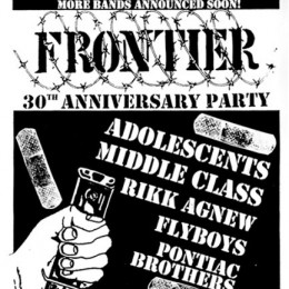 Frontier Records_30th