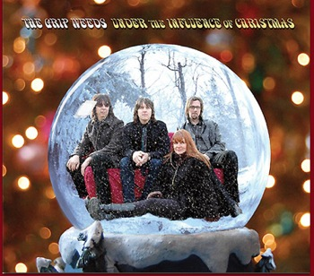 Grip Weeds_Under the Influence of Christmas cover