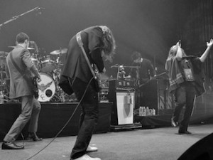 My Morning Jacket_B&W small_by Chris M. Junior