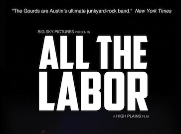 Gourds_All the Labor DVD