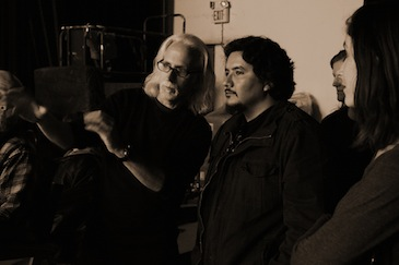 Kevin Wommack and Jojo Garza of Los Lonely Boys_Photo Courtesy of Playing in Traffic