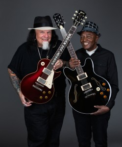 Smokin Joe Kubek and Bnois King