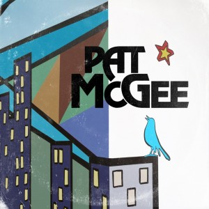 Pat McGee_album cover