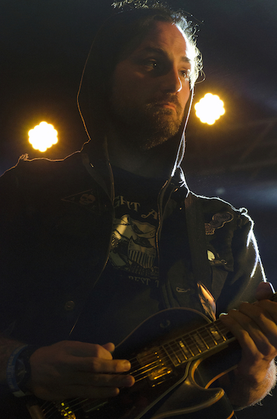 Gaslight Anthem_Alex Rosamilia_May 2015_photo by Chris M. Junior