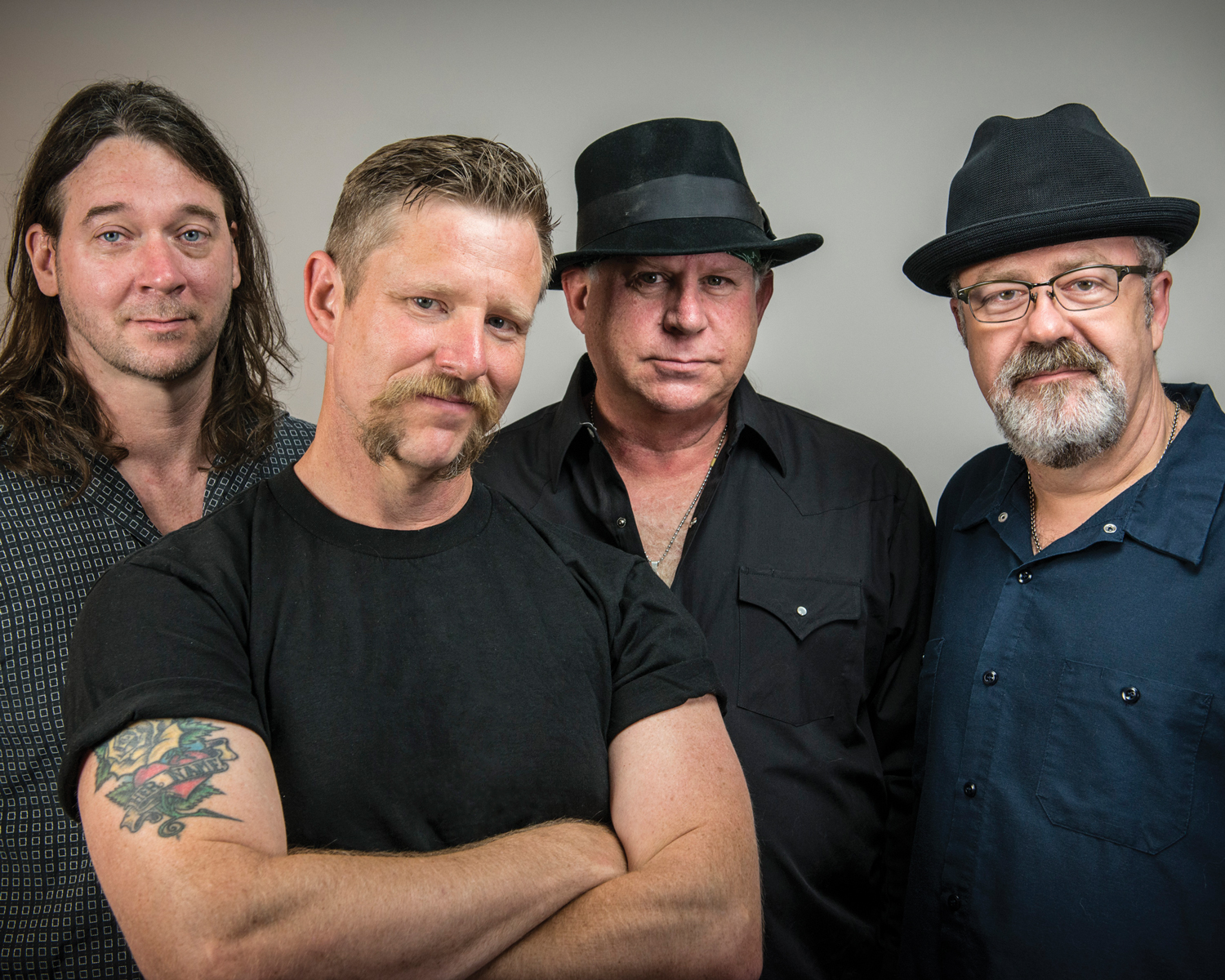 Guy Forsyth Blues Band_photo by Doug LaRue