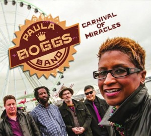 Paula Boggs Band_Carnival of Miracles