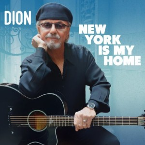 Dion_New York Is My Home_cover copy