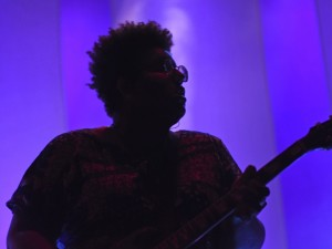 Alabama Shakes singer Brittany Howard