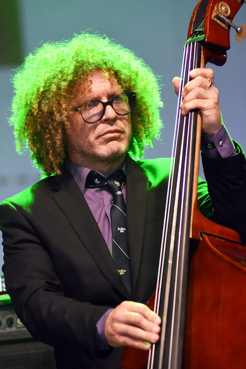 Preservation Hall Jazz Band bassist Ben Jaffe