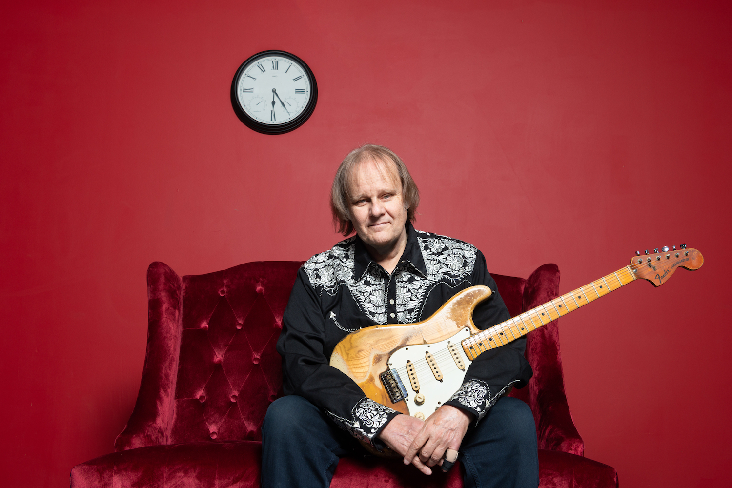 Walter Trout_photo by Alessandro Solca